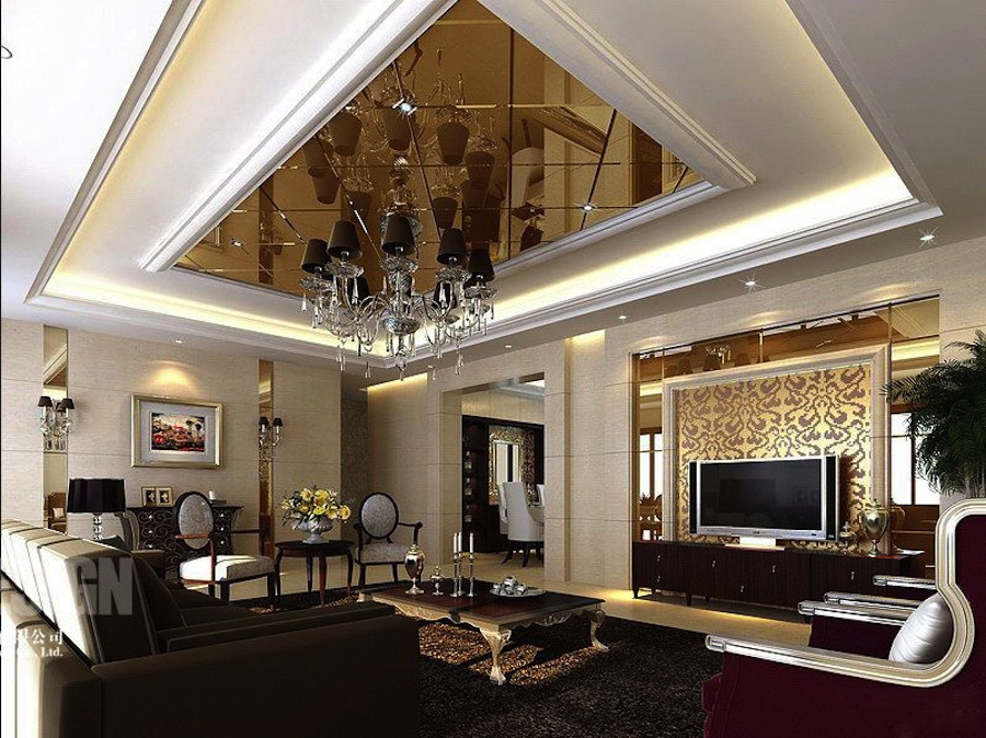 Elegance-Chinese-Interior-Design-Modern-Chinese-Living-Room-1 ...